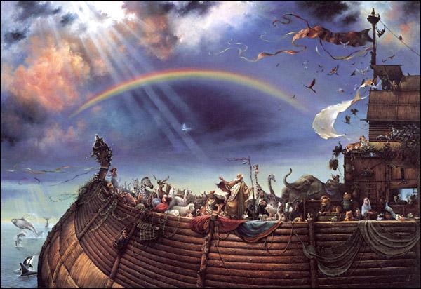 Rethinking Noah's Flood