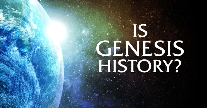 Is_Genesis_History